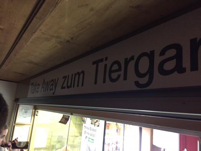 Zum Tiergarten Take Away Imbiss