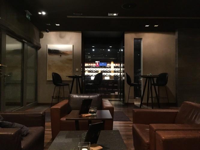 Smokers Lounge im Öschberghof
