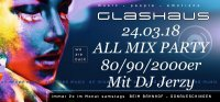 Glashaus All Mix Party - 80/90/2000er