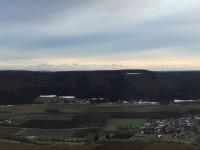 Fürstenberg Alpenblick