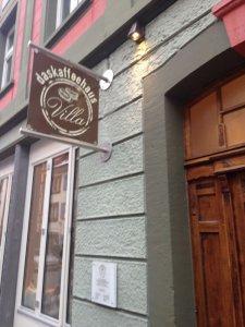 Das Kaffeehaus Villa in Villingen