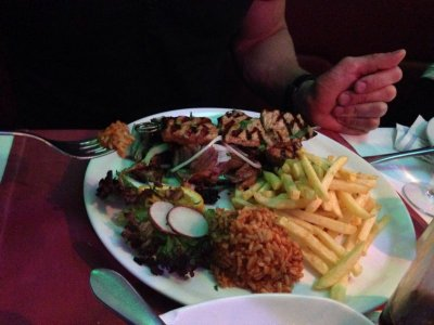Griechisches Restaurant El Greco - Ratskeller VS