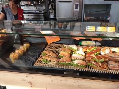 Bäckerei Tritschler im Bauhaus