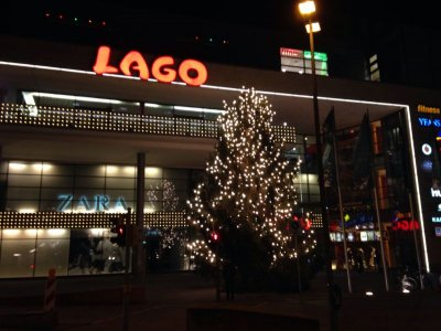 LAGO Shopping-Center