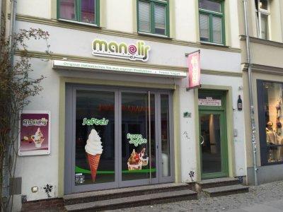 Manolis Altstadt Eiscafé