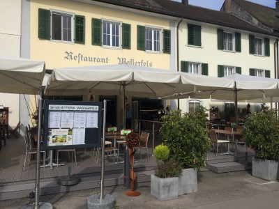 Wasserfels, Ristorante & Gelateria Stein am Rhein
