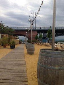Mainz Strand - Beachbar - Volleyball - Relaxen