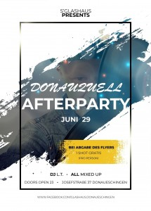 Donauquell Afterparty