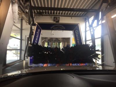 Waschzentrum Autowäsche