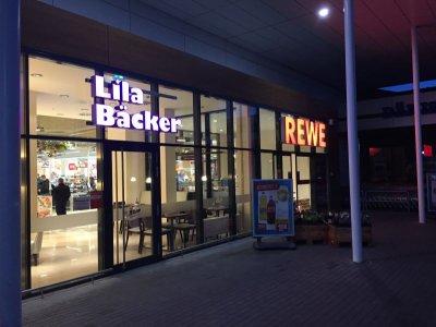 Rewe Markt Stralsund