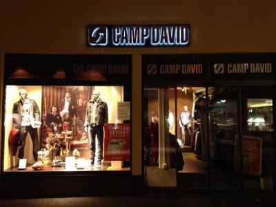 Camp David Store Konstanz