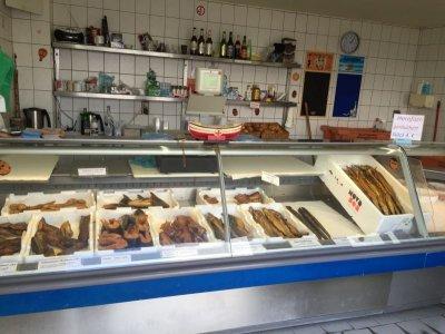 Fischverkauf Frisch & Räucherfisch