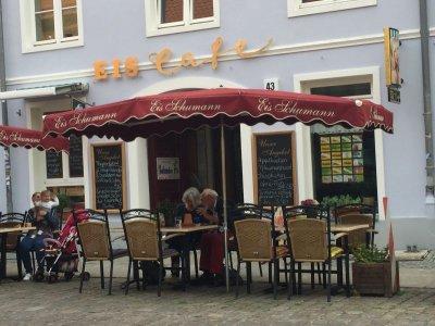 Eis Café - Stralsund