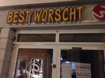 Best Worscht in Mainz