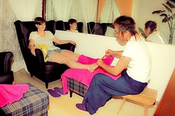 Thaimassage Freiburg - Erholung Entspannung Wellness und relaxen pur
