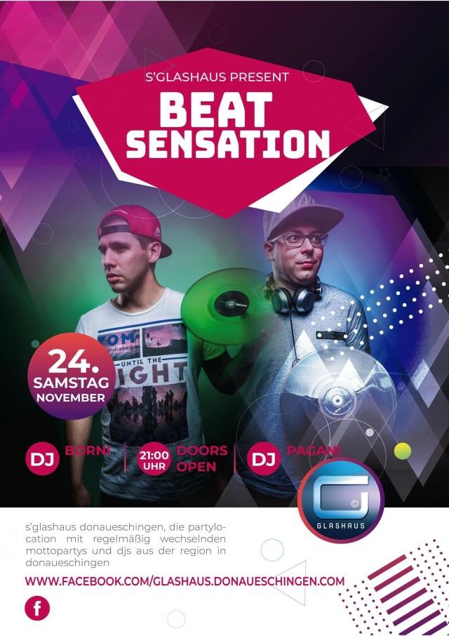 Beats Sensation Vol.8