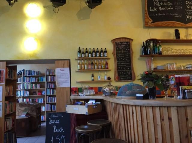 Café Tasso - Das andere Antiquariat