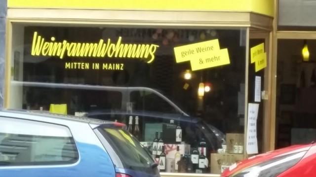 Weinraumwohnung Mainz