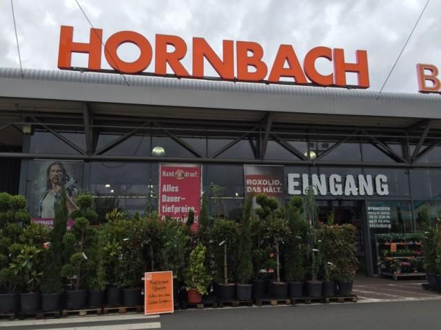 Hornbach Baumarkt Mainz