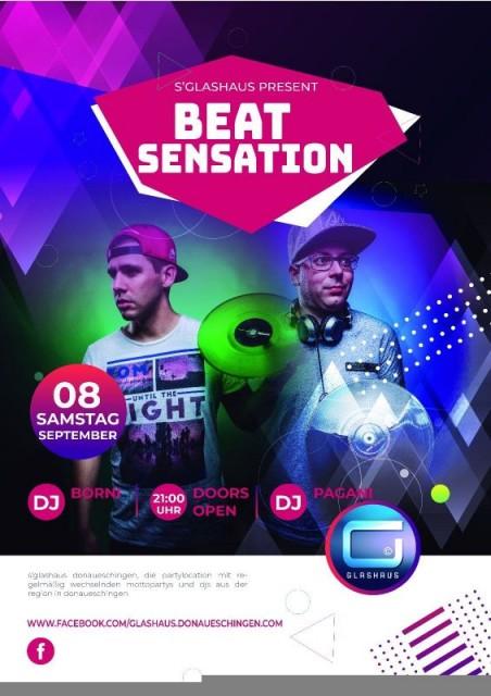 Beats Sensation 8