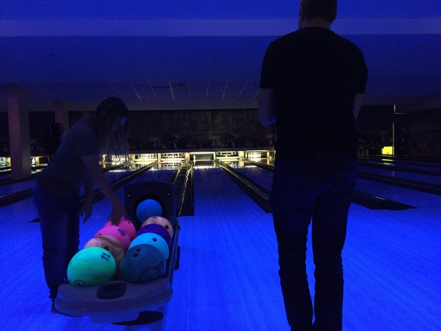 Bowling im Le Prom