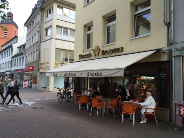 Werner's Backstube MZ-Altstadt