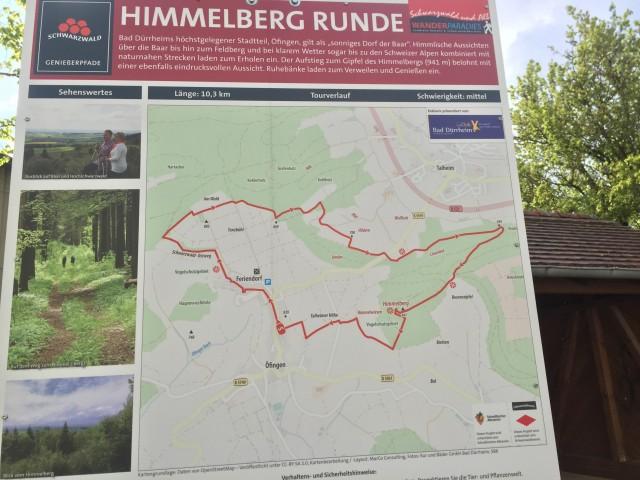 Himmelberg Runde