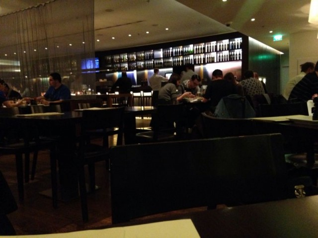 Deli - Cafe Bar Restaurant im Lago-Center