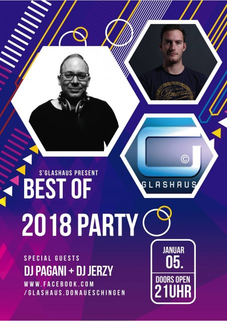 Best of 2018 Party