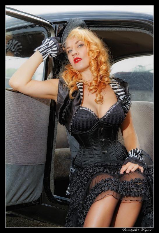 Burlesque - Künstlerin
