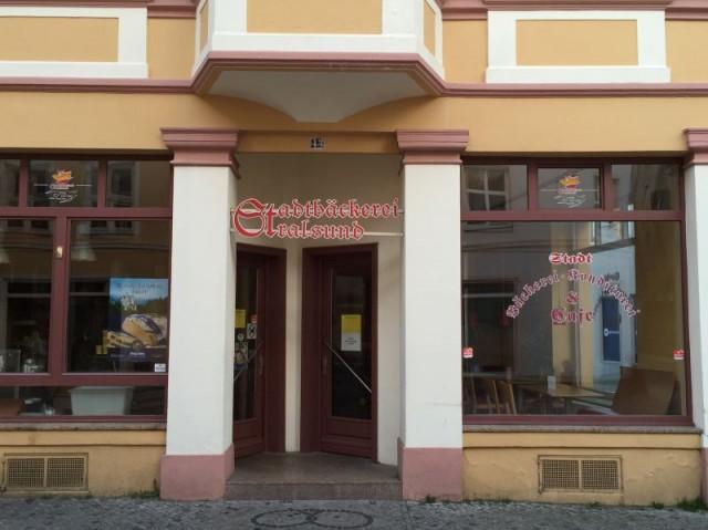 Stadtbäckerei Stralund - Altstadt