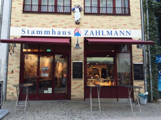 Fleischerei Zahlmann - Stammhaus