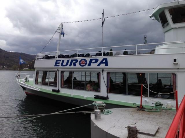 Mosel Schiffsrundfahrt Touristik